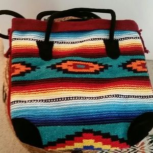 Handbags - SOUTHWESTERN WY TOTE